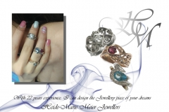designer ring collection