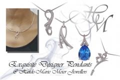 designer pendants